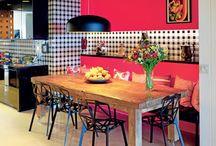 SALA DE JANTAR / Design de Interiores