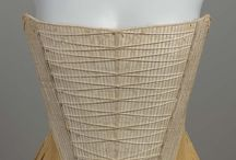 Corsets Históricos / Historical Stays and Corsets