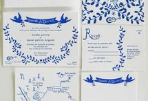 Invitation Inspiration / by Rosie Berthold