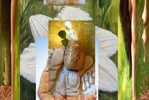 original folder about Narcissus' Rebirth 1998 sculpture view details: