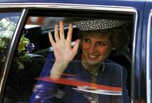 Prinsesse Diana / Pictures from  beautiful Prinsesse Dianas life, she was the Queen of Hearts....