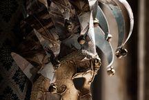 Venetian Masks for Character Inspiration
