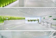 Clinic decor
