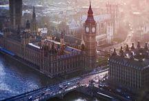 Лондон Англия