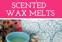 Soaps, candles, melts & more (diy)