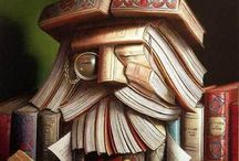 Bookworm / by Sherry Gordon