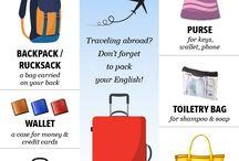 Tourism vocabulary