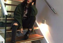 Fotos em escadas