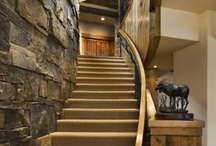 Home Decor Stairs / by Scrapality.com