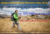 Special Offer for all the Women's who balances work and home perfectly well!!