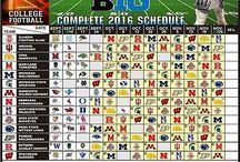 2016 Football Magnets