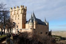 Castles / Images of castles from various sources.