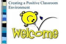Classrooms That Function / Creating classrooms as positive learning environments