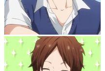 anime fiúk