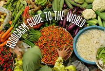 Food From Around the Globe