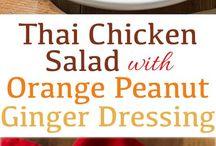 Salad inspiration recipes