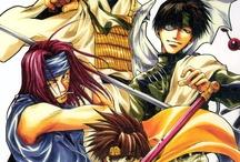 Anime and manga powah!