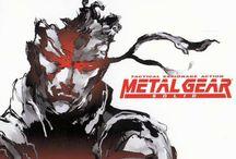 Metal Gear Solid Saga