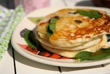 Pancakes Recipe / Special breakfast this Sunday for Mother's Day.