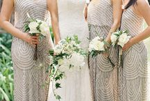 Bridesmaids / Gorgeous ideas for dresses and outfits for your bridesmaids