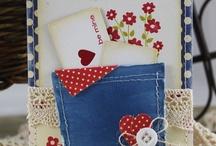 Pocket card Ideas