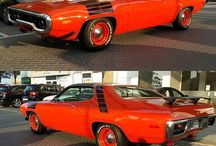 1972 Plymouth Roadrunner