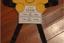 Shapes for Preschool / by Kim Pimental