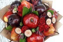 Букеты из ягод