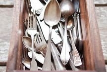 Cutlery, Crockery, Tableware