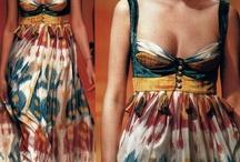 Ikat Dress Indonesia