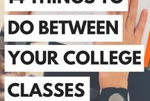 Surviving College / Whether your trying to survive nursing school or that very last calculus class college can be tough. And it should be. Hopefully this collection of college study tips and college life guides can help make the journey a little less difficult.