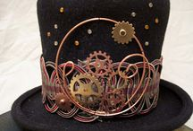 Crafty - Steampunk / by Martha Hall