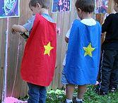 superhero 1st birthday for Ethan / by Sylvia Munson