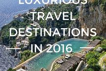 LUXURY Destinations / The most luxurious destinations in the world from lifestyle and travel blog: www.luxurycolumnist.com