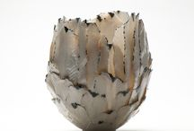 Ceramic Art / Thrown, hand-built and curated ceramic works.