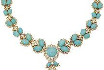 turquoise / by Linda Clark