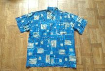 Vintage Men's Short Sleeve Shirts