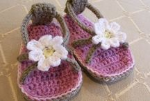 slippers and booties
