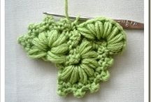 Crochet stitch tutorials