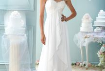 Informal Bridals / Are you having a simple destination wedding? Getting married at the court house? No matter where or how you plan on getting married it is still the most important day in your life and you should feel beautiful! We have wonderful informal gowns for your special day!
