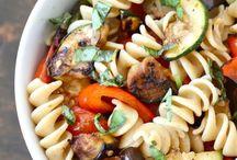 Cocina vegetariana... y buenísima