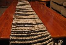 knitting / by Mary Lukanuski