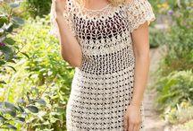 Crochet & Knit Dresses