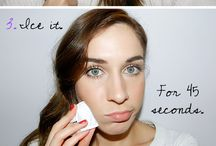beauty hacks, tips & tricks