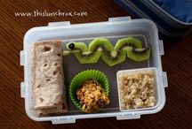 Kid's lunches / by Emily Bradshaw Lopez