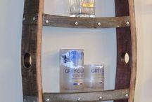 Whisky Barrel Upcycle