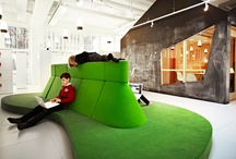 Environmental Design / Cool, Creative Workspaces and Spaces