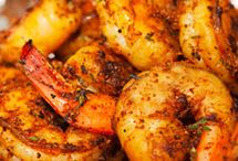 Shrimp: the way Bubba Gump likes it! / by Colleen Rast