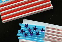 Crafts - Fourth of July / by Julie jmommymom