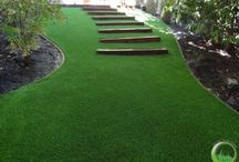 Artificial Turf / Different ways of artificial turf use